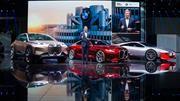 BMW quiere vender un millón de autos electrificados para 2021