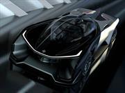 Faraday Future FFZERO1 Concept, un auto revolucionario