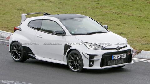 ¿Se viene el Toyota GRMN Yaris?