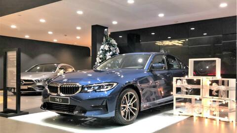 BMW y Mercedes-Benz, unidos por las fiestas de fin de año