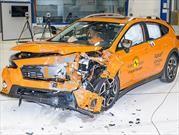 Los autos más seguros para Euro NCAP