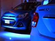 Hyundai Grand i10 se presenta en Argentina