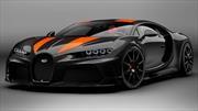 Bugatti Chiron Super Sport 300+, el auto record ira a la producción