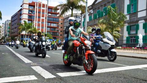El mercado de motos en Chile crece sin parar