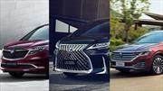 Tres lujosas minivans que impactarían en Colombia