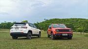 Jeep Renegade y Compass 2020 reciben mayor equipamiento