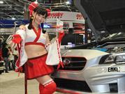 Auto Show de Shanghai prohibe a la presencia de Edecanes en los stands