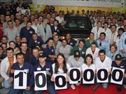Renault-Sofasa celebra ensamble del vehículo un millón