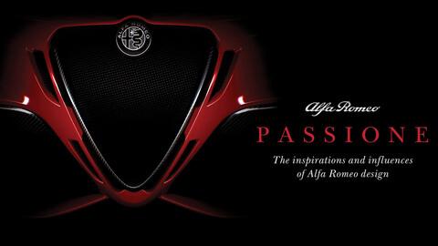 Passione, un libro que recopila la pasión de Alfa Romeo por el diseño y la cultura italiana