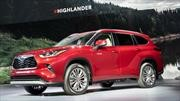"""Toyota Highlander, con """"H"""" de híbrida"""