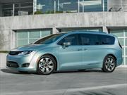 Chrysler Pacifica 2017, la nueva minivan
