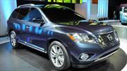 Nissan Pathfinder Concept se presenta en el Salón de Detroit 2012