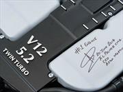 Motor V12 del Aston Martin DB11 inicia producción
