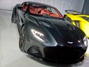 Aston Martin DBS Superleggera 2019 debuta