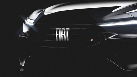 Nuevo FIAT SUV: primer teaser a horas de su presentación