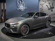 El nuevo Maserati Levante Trofeo ahora tiene un V8 de Ferrari