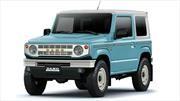 Un Suzuki Jimny con la estética del legendario Ford Bronco