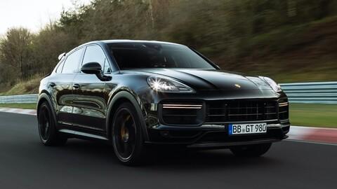 Porsche Cayenne se impone en el Infierno Verde como el SUV más veloz