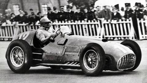 Hace 70 años José Froilán González logró el primer triunfo de Ferrari en F1