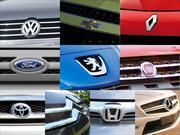 Top 10 las marcas más vendedoras de 2012