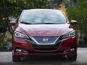 ¿En qué cambió la segunda generación del Nissan Leaf?