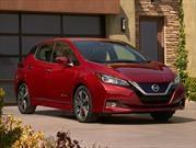 Conozca el renovado Nissan Leaf 2018