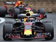 Red Bull podría salir de la F1