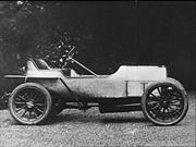 Bugatti Type 10, el auto que inició una magnífica historia