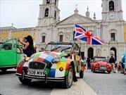 Un clásico: Se realizó el 22º Encuentro Internacional del Citroën 2CV