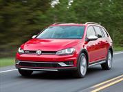 Volkswagen Golf Alltrack 2017 obtiene 5 estrellas en pruebas de la NHTSA
