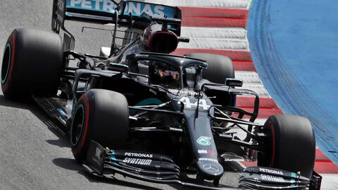 F1 2020: Hamilton bate el récord de Shumacher en el GP de España