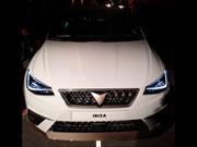 CUPRA Ibiza Concept, nace una nueva estirpe de deportivos