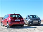 Nuevo Peugeot 208 llega a Chile