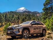 Probamos la Toyota RAV4 2019 en distintos caminos de México