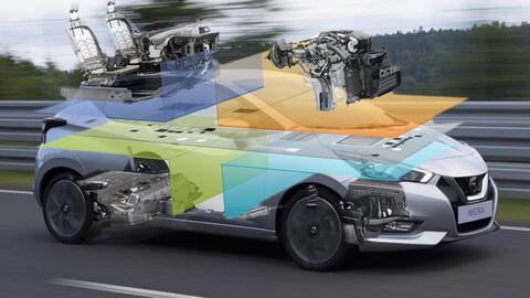 Los futuros Nissan regionales usarán la base de Renault