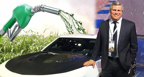 Híbridos con etanol, el nuevo proyecto del ex presidente de GM Sudamérica