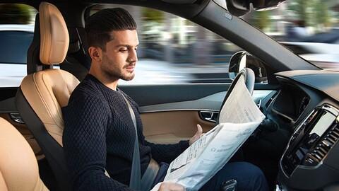 Carreteras y calles de Detroit tendrán carriles exclusivos para autos de conducción autónoma