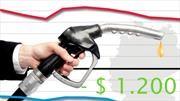 El galón de gasolina baja 1.200 pesos en Colombia