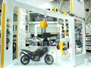 Esto es lo último de Shell para las motocicletas