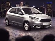 Primera imagen del nuevo Ford Ka de producción