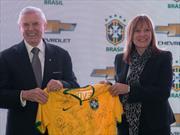 Chevrolet, nuevo patrocinador de la selección brasileña