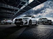 BMW lanza paquetes M Performance para sus X2, X3 y X4
