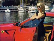 Wanda Nara quiere la Ferrari de Maxi López