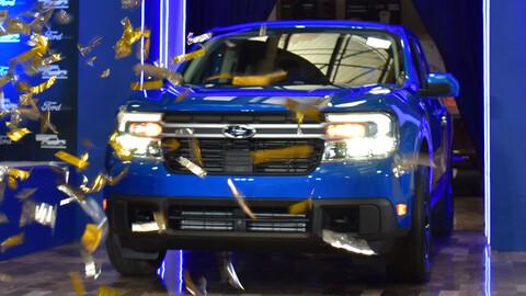 La Ford Maverick ya se fabrica en México