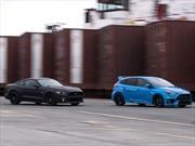 Ford Go Faster, el programa que te convierte en un piloto de acción