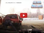 Video: si tu auto queda lejos de la bomba de gasolina, ¡cárgalo!