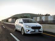 KIA Sedona 2019 a prueba, la nueva opción en la reducida oferta de minivans