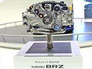 Subaru celebra los 50 años de su motor Boxer