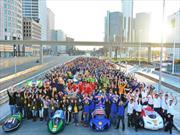 Universidad de Toronto gana el Shell Eco-Marathon Americas 2015