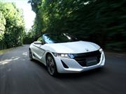 Honda S660, un mini convertible exclusivo para Japón